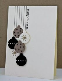 ▷ ideas - make Christmas cards - great gift ideas for you - weihnachtskarten - Paper Christmas Card Crafts, Homemade Christmas Cards, Christmas Cards To Make, Homemade Cards, Handmade Christmas, Holiday Cards, Merry Christmas, Simple Christmas, Christmas Baubles