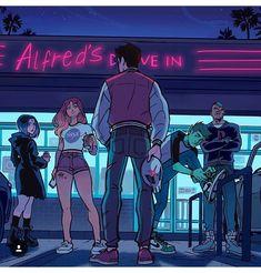 Picolo - Teen Titans Gabriel Picolo, Comic Artist, Teen Titans