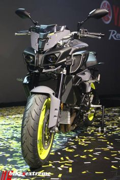 Yamaha MT-10. Motorcycles, bikers and more