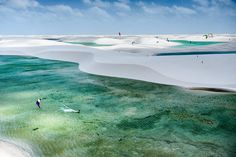 The new 'secret' dream spot in the North or Brazil, which given its reputation as being full of crowded lagoon, is somewhere you really need to know about.