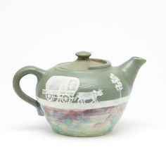 Pisgah Forest Pottery Teapot