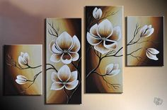 Hand-painted Wood Framed Oil Wall Art Warm Day Yellow Flowers Bloom Home Decoration Abstract Floral Oil Painting on Canvas Mixorde Oil Painting Flowers, Hand Painting Art, Oil Painting On Canvas, Oil Paintings, Flower Paintings, Fabric Painting, Abstract Oil, Abstract Wall Art, Canvas Wall Art