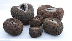 Joe Hogan Basketmaker, Galway, Ireland. Artistic and Traditional Willow Baskets and Basketmaking Courses.