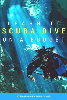 Always dreamed of learning how to scuba dive? Me too. Here are 10 underwater loving bloggers favorite dive spots to suit any budget - from the Philippines to Nicaragua to Australia to Indonesia and beyond!