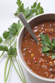 Roasted Red Pepper Corn Chowder