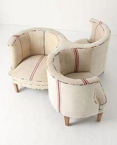 Threeu0027s Company: The Axel Three Seater