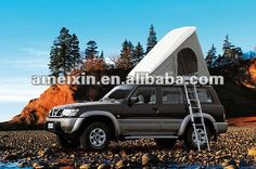 Car Roof Auto Top Tents Camper picture from Guangdong Upal Display Technology Co. view photo of Auto Top Tent, Camping Tent, Car Tent. Car Top Tent, Top Tents, Roof Top Tent, Outdoor Survival, Outdoor Camping, Outback Car, Subaru Outback, Cool Rvs, Roof Ladder