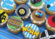 cool thomas cupcakes