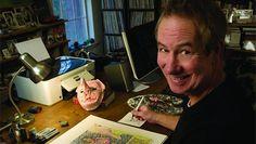 Bunny Matthews....Vic and Natly creator