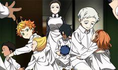 Yakusoku no neverland Manga Anime, Anime Art, Otaku Anime, Powerful Pokemon, Desenhos Love, Comics Ladybug, Tamako Love Story, Roy Mustang, Neverland