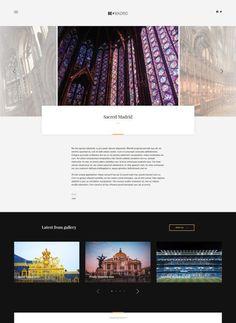 Website for travel guide Create Website, Travel Guide, Tours, Business, Blog, Blogging