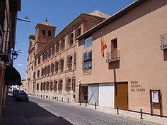 El Museo Nacional del Teatro es una institución española dedicada a la promoción y salvaguardia del teatro español y que forma parte de la red de Museos Nacionales, y que está localizado en la localidad castellano-manchega de Almagro (Ciudad Real). la nueva sede fue inaugurada el 4 de febrero de 2004 por los Reyes de España.