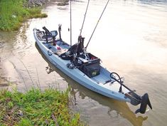 Kayak Fishing Gear Introduction To Kayak Fishing Kayak Fishing Tips, Fishing 101, Kayak Camping, Canoe And Kayak, Sea Fishing, Gone Fishing, Fishing Lures, Fishing Boats, Fishing Stuff
