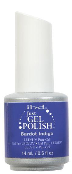 IBD Just Gel Polish - Bardot Indigo - #56980