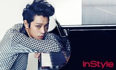 Jung Joon Young-- I love his hair! ideas for when i grow my undercut out a little