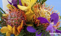 Tropical Blue Hawaii | Creative event production by Envisions Entertainment Hawaii | Maui, Hawaii