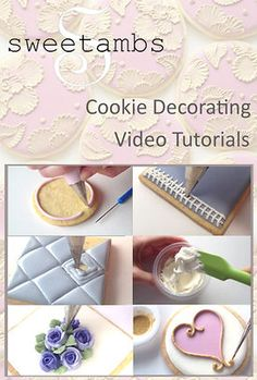 SweetAmbs videos to purchase with great tutorials