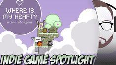 Where Is My Heart? - Fez-like Beautiful Platformer - Indie Game Spotligh...