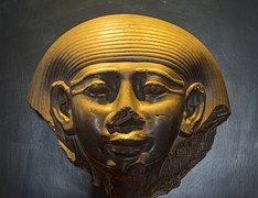 Mask, Ancient Egypt, Museum, The Vatican