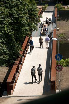 Wupper-Bridge, Opladen, Leverkusen, Germany. Click image for full profile and visit the slowottawa.ca boards >> http://www.pinterest.com/slowottawa/
