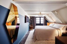 Sleep | The Hoxton, Amsterdam hotel | HoxtonHotels