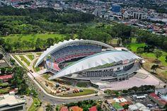 Estadio Nacional de Costa Rica - Gagapedia