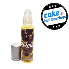 Petrichor Perfume Cake & Ball Bearings by GeekApothecary on Etsy, $20.00