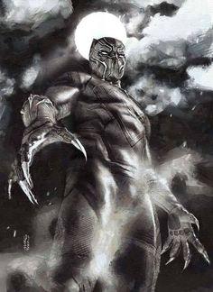 #blackpanther #chadwickboseman #marvel #marvelcomics #tchalla #marvelstudios #blackpanthermovie #comicwhisperer #superheroes