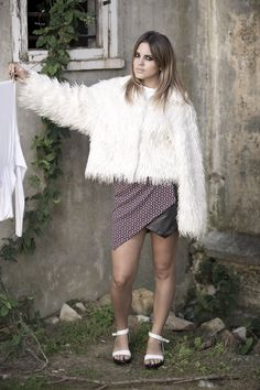 The Origami skirt Origami Skirt, Time Stood Still, Georgia, Skirts, Model, Scale Model, Skirt