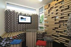 furniture made out of toilet roll - Google-søgning