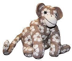 Apan Monkey / The monkey Monkey - kr.50.00 (SEK) by Mona-Stina Hallin