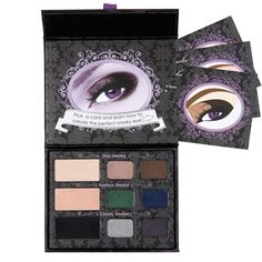 Too Faced: Smoky Eye Shadow Collection