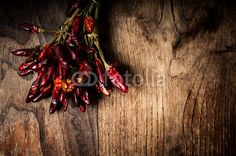 dried hot red chilies BUY IT FROM $1
