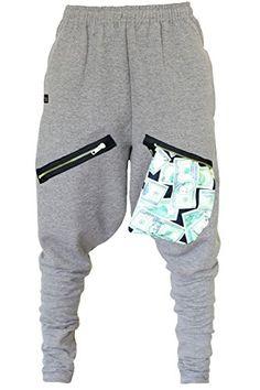 ChachiMomma Pants Grey Black