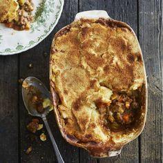Shepherd's pie Starters, Quiche, Good Food, Pie, Desserts, Recipes, Torte, Tailgate Desserts, Fruit Tarts