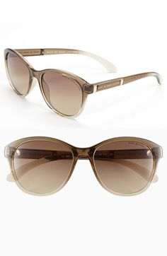 MARC BY MARC JACOBS Retro Plastic Sunglasses available at #Nordstrom