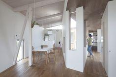 Delta House by Mizuno Architectural design office
