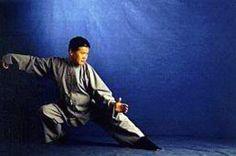 Yang Style Tai Chi Chuan,   Snake Creeps Down, Single Whip Lower Posture,   Grand Master Tung Kai Ying    http://www.tungkaiying.com/master.shtml  #taichi #martialarts #tungkaiying #yang