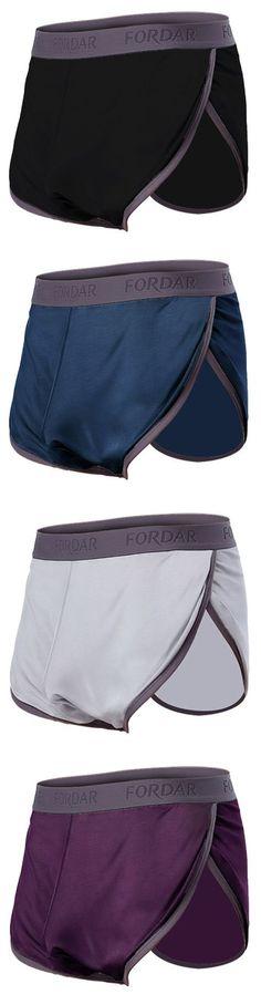 Underwear & Sleepwears 100% True Seobean Men Underwear Boxer Shorts Mens Cotton Underpants High Quality Loose Home Sleep Wear Shorts Panties Printed Men Boxers Terrific Value Men's Underwear