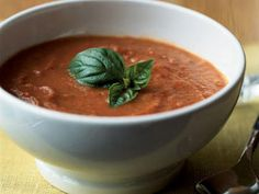 Theresa's Double-Tomato Soup   Who needs the salt shaker? Not you when you make these easy changes in the kitchen.