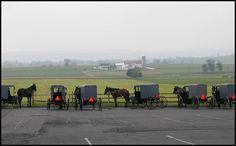 Amish Country. Pennsylvania