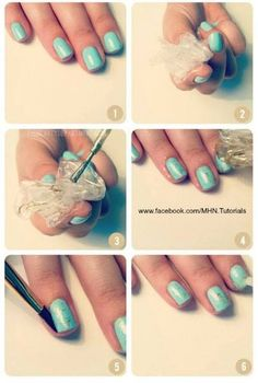 Step by Step Nails, Dresses, Make up, Hair Styles and more Tutorials - http://www.1pic4u.com/blog/2014/11/10/step-by-step-nails-dresses-make-up-hair-styles-and-more-tutorials-347/