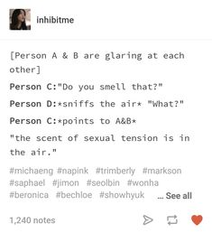 Imagine your OTP-A&B are Rey & Kylo; C is Poe and D is Finn // This reminds me so much of Voltron that it h u r t s Otp Prompts, Dialogue Prompts, Story Prompts, Book Writing Tips, Creative Writing Prompts, Writing Help, Imagine Your Otp, Writing Promts, Roman