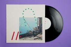 Design Context Blog.: Bonobo Vinyl