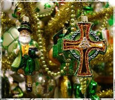 ea8ad2435 Yes, we even have St. Patrick's Day ornaments! Irish Pride, Irish Roots