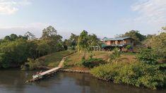 Welcome to El Caribeo - Nature Lodge. Bocas del Toro. Panama