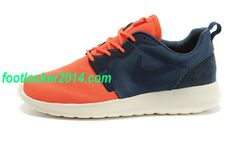 hot sale online 9a5af 117d5 Nike Roshe Run HYP QS 3M Mens Night Lights Total Crimson Night Blue Summit  White 616325