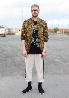 Pekka - Hel Looks - Street Style from Helsinki