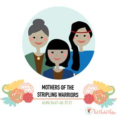 """June Young Women - """"What are my responsibilities in the work of the Priesthood?"""" Free social media images and teaching ideas"""
