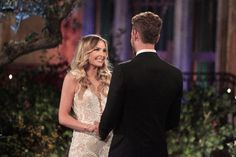 The Bachelor Nick Viall Elizabeth Whitelaw - The Blushing Bride boutique in Frisco, Texas